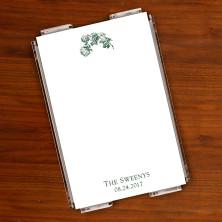 Prentiss Memo Set - Floral Design