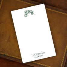 Prentiss Memo Set - Floral Design Refill