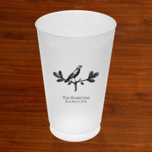 Prentiss Frost Flex Tumbler - Bird Design