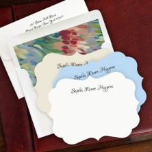 Framed Correspondence Cards