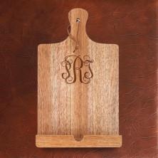 Rustic Cookbook or Tablet Holder