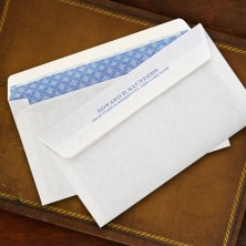 Check Self-Seals Envelopes