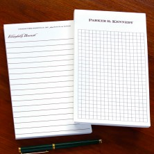 Home Office Memos - Lined Pad