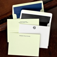 Traditional Correspondence Cards