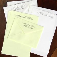 Merrimade's Bickham Stationery - Half Sheets