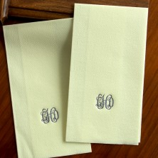 Ivory Guest Towels