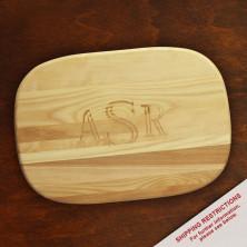 Medium Hardwood Cutting Board