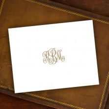 Designer Gift Enclosures - with Monogram