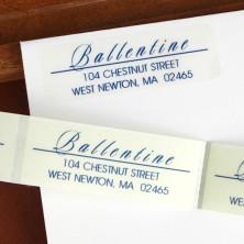 Hampton Labels - Script Name