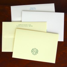 Designer Notes - Monogram