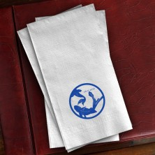 Prentiss Guest Towels - Koi Design