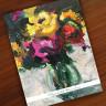 Boldly Expressive Floral Notes