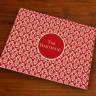 Merrimade Designer Paper Placemats - Wine Damask