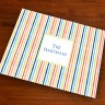 Merrimade Designer Paper Placemats - Beach Stripes