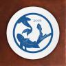 Prentiss Letterpress Coasters- Koi Design