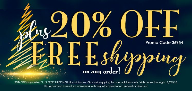 20% off Plus Free Shipping  36954 compressed